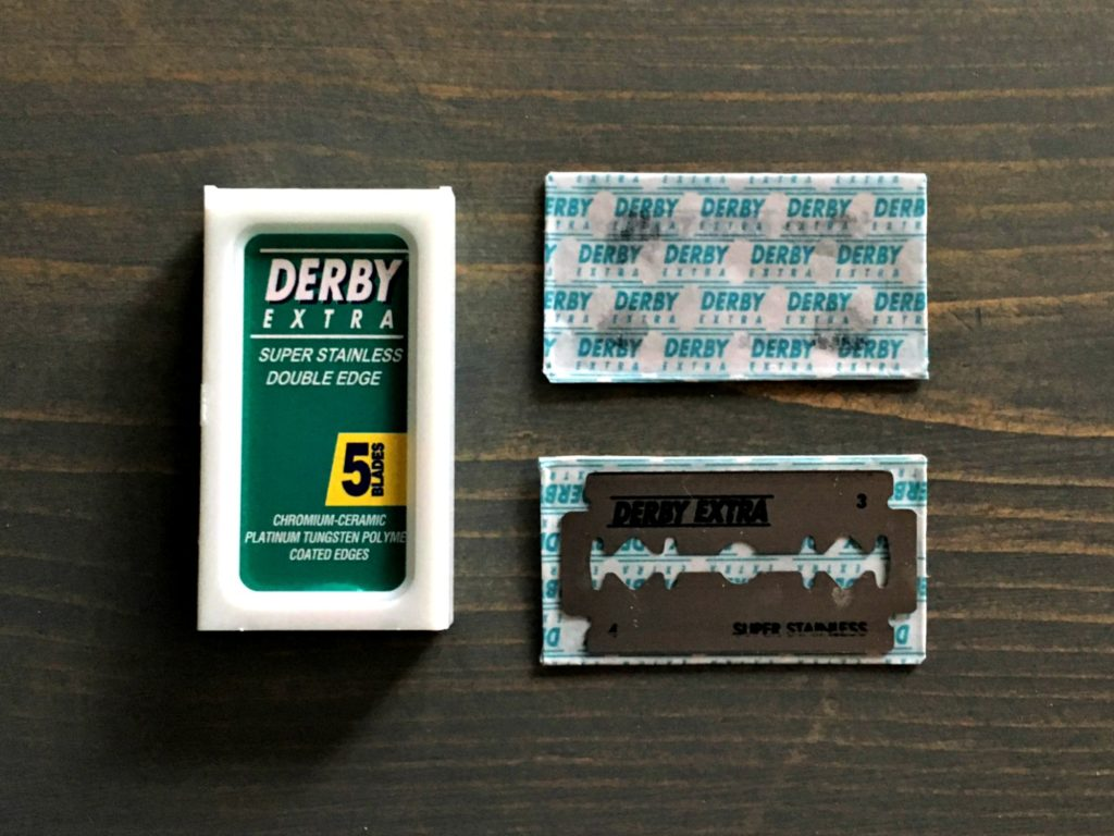 Derby Extra Razor Blade