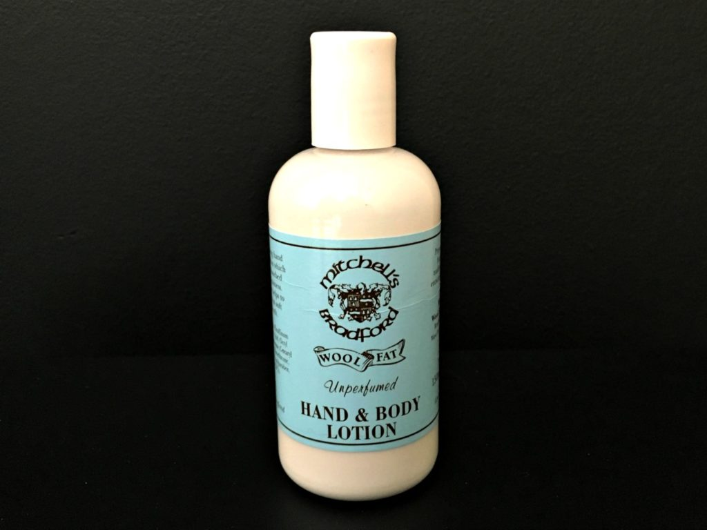 Mitchell's Wool Fat Hand & Body Lotion (Moisturizer Aftershave)