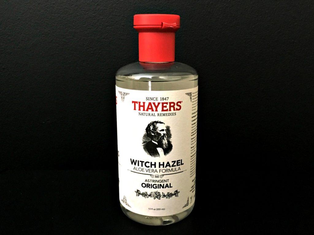 Thayers Original Witch Hazel Astringent (Aloe Vera Formula)