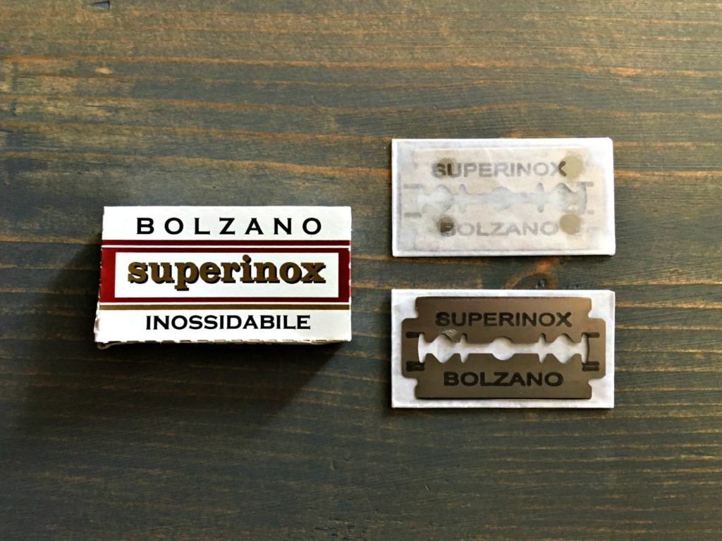 Bolzano Superinox Inossidabile Razor Blade
